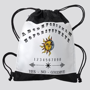 Ouija Board Drawstring Bag
